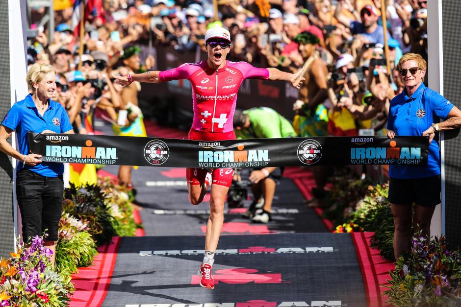 Lo que nadie cuenta: Ryf, herida, más rápida que Lange y Gómez Noya en el Ironman de Hawái